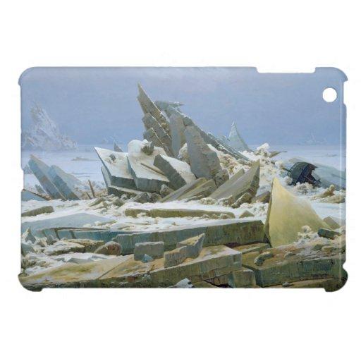 The Polar Sea, 1824 iPad Mini Case