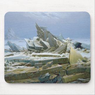 The Polar Sea, 1824 Mouse Pad