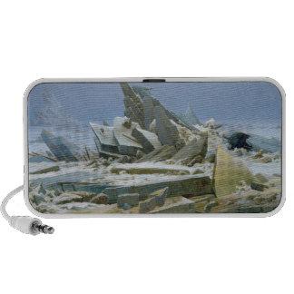 The Polar Sea, 1824 Portable Speakers