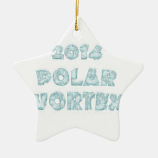 The Polar Vortex Memorial Christmas Ornaments