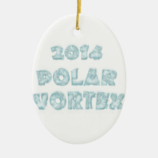 The Polar Vortex Memorial Ornament