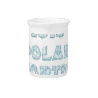 The Polar Vortex Memorial Beverage Pitchers