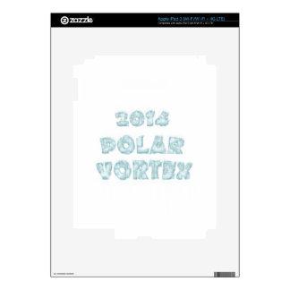 The Polar Vortex Memorial iPad 3 Skins