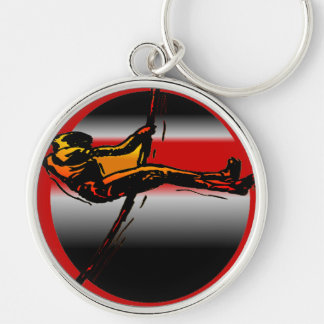 THE POLE VALULTER KEY CHAIN
