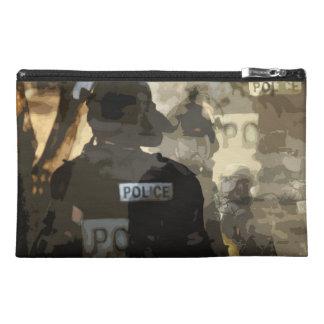 The Police Art Handbag Travel Accessories Bag
