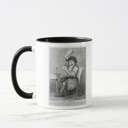 The Politician, etched by John Keyse Sherwin Mug