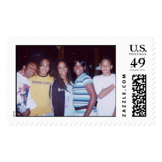 The Pollards Post Katrina Stamps