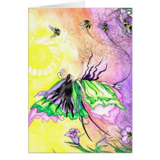 The Pollinatin Prominade Card