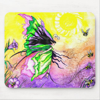 The Pollinatin Prominade Mouse Pad