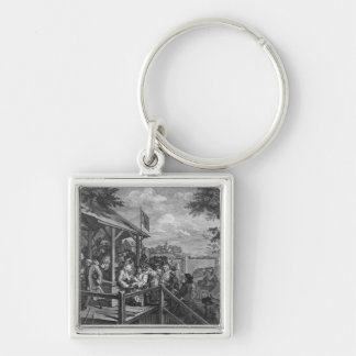 The Polling, 1758 Keychain