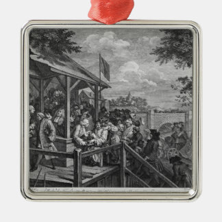 The Polling, 1758 Ornaments