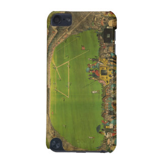 The Polo Grounds Baseball Stadium in 1887 iPod Touch (5th Generation) Cases