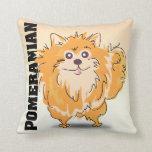 The Pomeranian Pillow