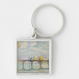The Pont des Arts, 1928 Keychains