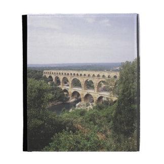The Pont du Gard iPad Folio Cases
