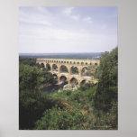 The Pont du Gard Poster