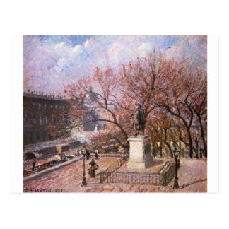 The Pont Neuf and the Statue of Henri IV Postcard