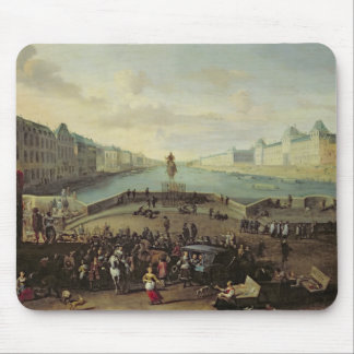 The Pont Neuf, Paris, 1665-69 Mouse Pad