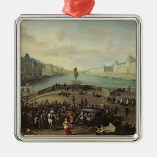 The Pont Neuf Paris 1665-69 Ornaments