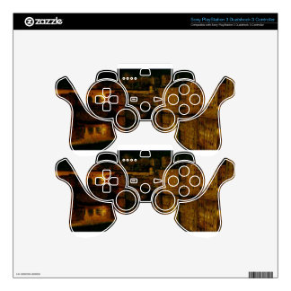 The Ponte Vecchio, Florence by William Holman Hunt PS3 Controller Decal