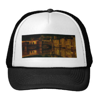 The Ponte Vecchio, Florence by William Holman Hunt Trucker Hat
