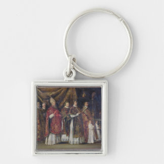 The Pontifical Mass or, The Procession Keychain