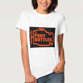 The Pony Bottles' Clothing Line Tee Shirt
