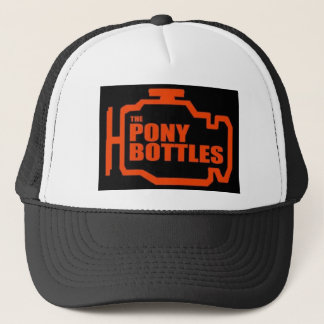The Pony Bottles' Clothing Line Trucker Hat
