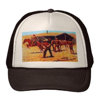 The Pony Express Trucker Hat