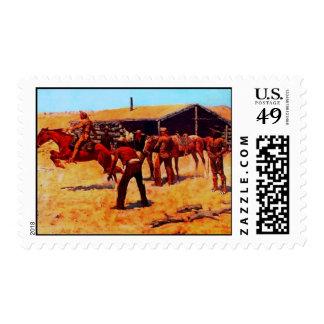 The Pony Express Postage