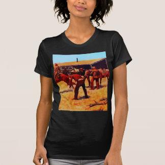 The Pony Express Tee Shirts