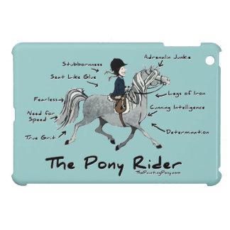 The Pony Rider iPad Mini Cover