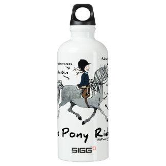 The Pony Rider SIGG Traveler 0.6L Water Bottle