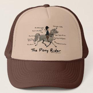 The Pony Rider Trucker Hat