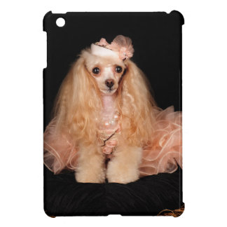 The Poodle Cover For The iPad Mini