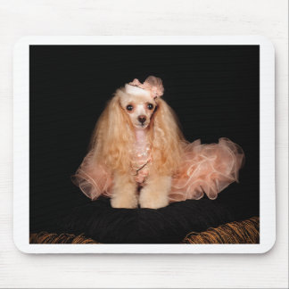 The Poodle Mouse Pad