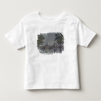 The Pool and French Church in Potsdam, c.1796 Toddler T-shirt