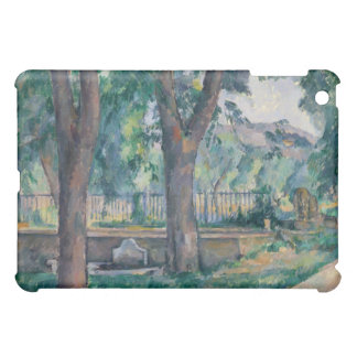 The Pool at the Jas de Bouffan - Paul Cézanne iPad Mini Case