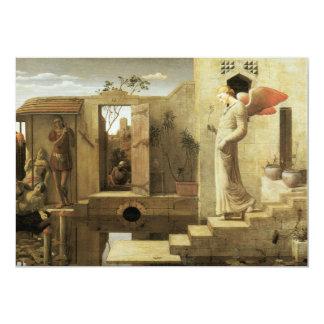 The Pool of Bethesda, 1876-77, Robert Bateman Card