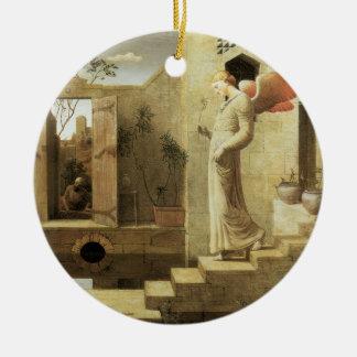 The Pool of Bethesda, 1876-77, Robert Bateman Ceramic Ornament