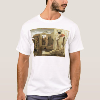 The Pool of Bethesda, 1876-77, Robert Bateman T-Shirt