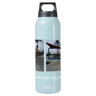 The Pools Insulated Water Bottle