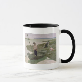 The Poor Fisherman, 1881 Mug