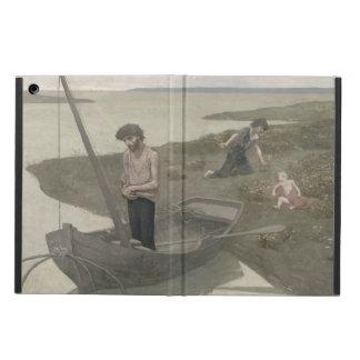The Poor Fisherman by Puvis de Chavannes iPad Air Cover