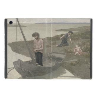 The Poor Fisherman by Puvis de Chavannes iPad Mini Case