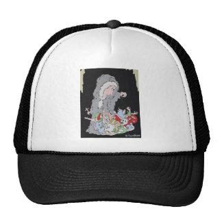 The Poor Never Pray For Praise Trucker Hat