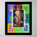 The Pop Art little Mozart Print