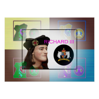 The Pop Art Richard III Poster