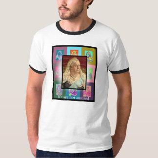 The Pop Art unamused Queen Victoria T-Shirt