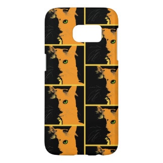 The Pop Cat Samsung Galaxy S7 Case
